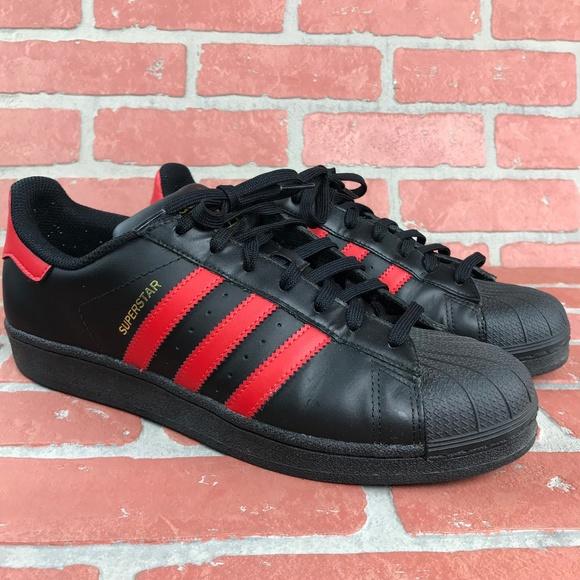 adidas Shoes | Adidas Mens Black Red
